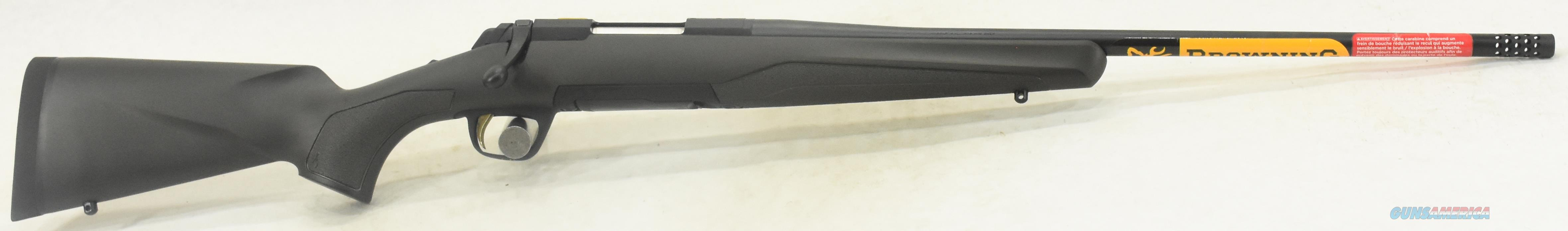 Xbolt Micro Composite 308Win 20In  Guns > Rifles > Browning Rifles > Bolt Action > Hunting > Blue