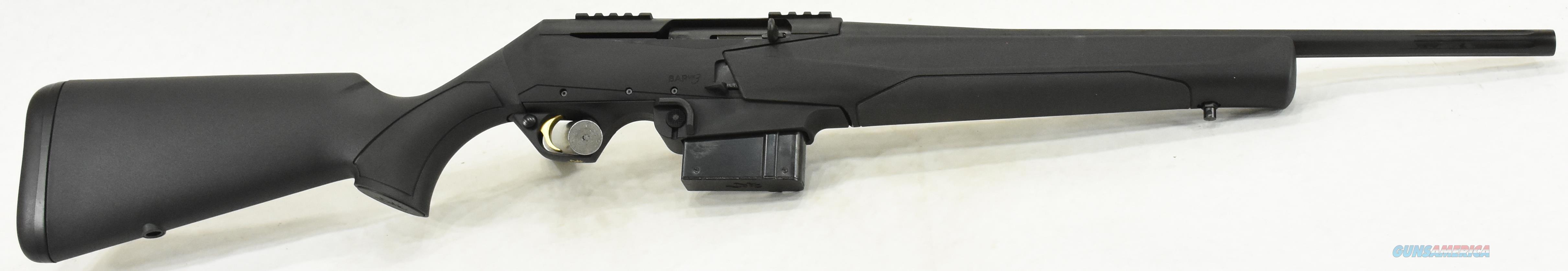 BAR Mark III Stalker DBM 308Win 18In  031054218  Guns > Rifles > Browning Rifles > Semi Auto > Hunting