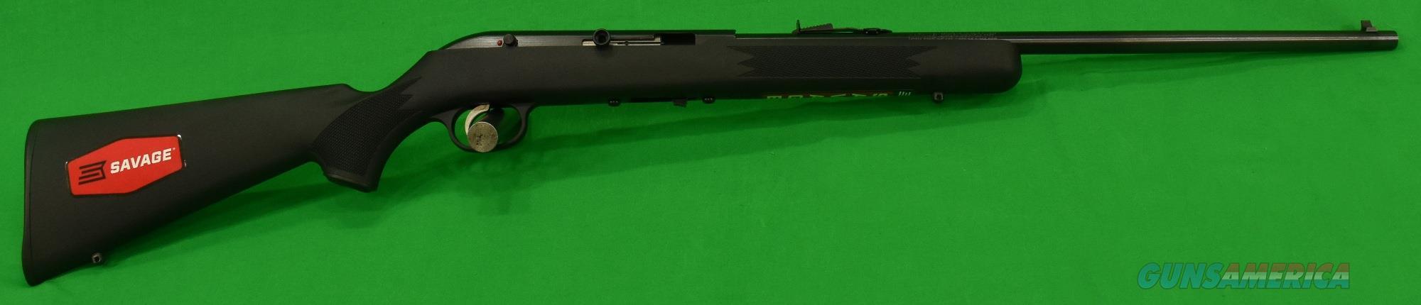 64 FXP Black Syn Scoped 22LR 21In 40000  Guns > Rifles > Savage Rifles > Other