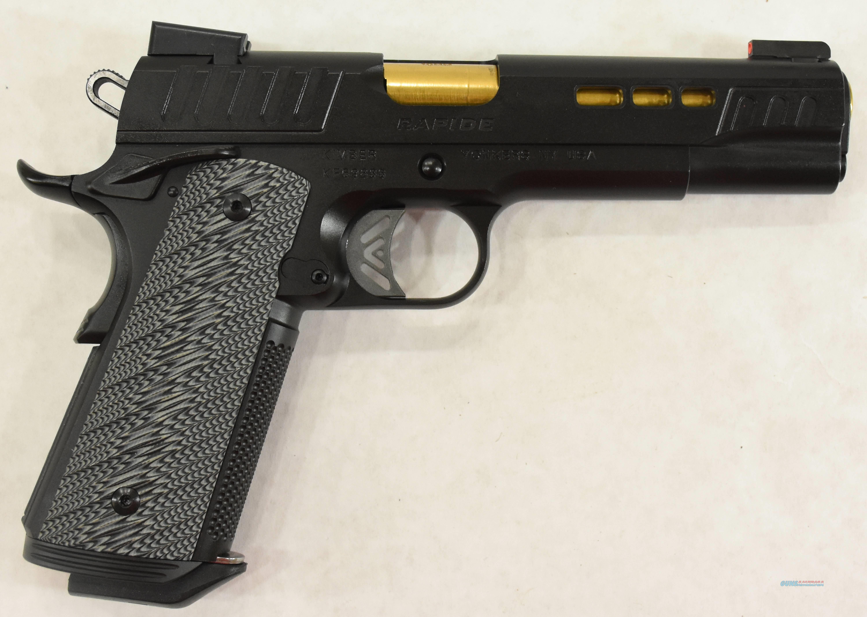 Rapide Black 10mm 5In  3000384  Guns