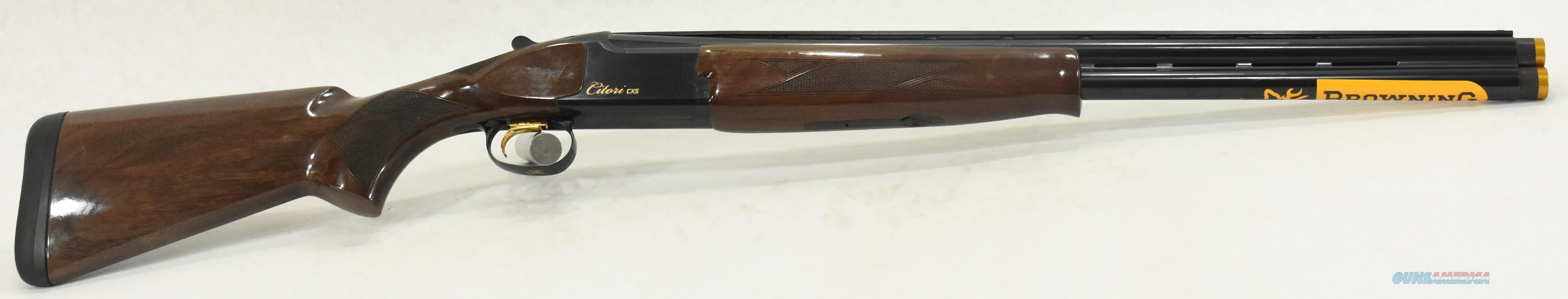 Citori CXS Micro 12Ga 24-3In  018140306  Guns > Shotguns > Browning Shotguns > Over Unders > Citori > Hunting