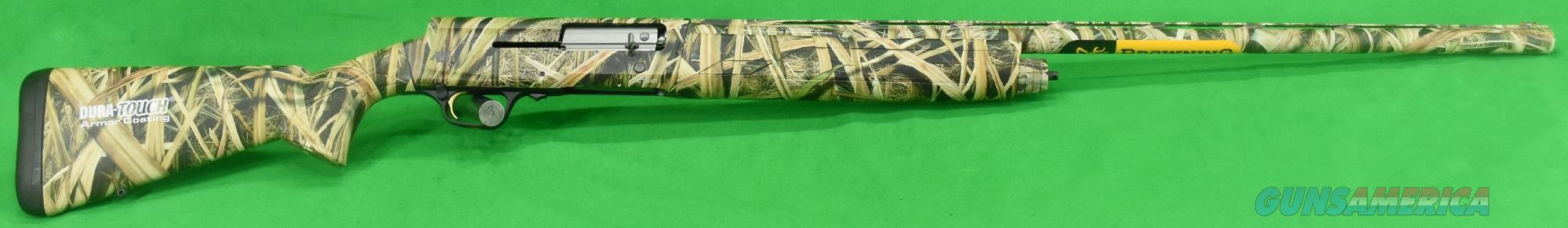 A5 Mossy Oak Blades Camo 12Ga 30-3.5In  0118182003  Guns > Shotguns > Browning Shotguns > Autoloaders > Hunting