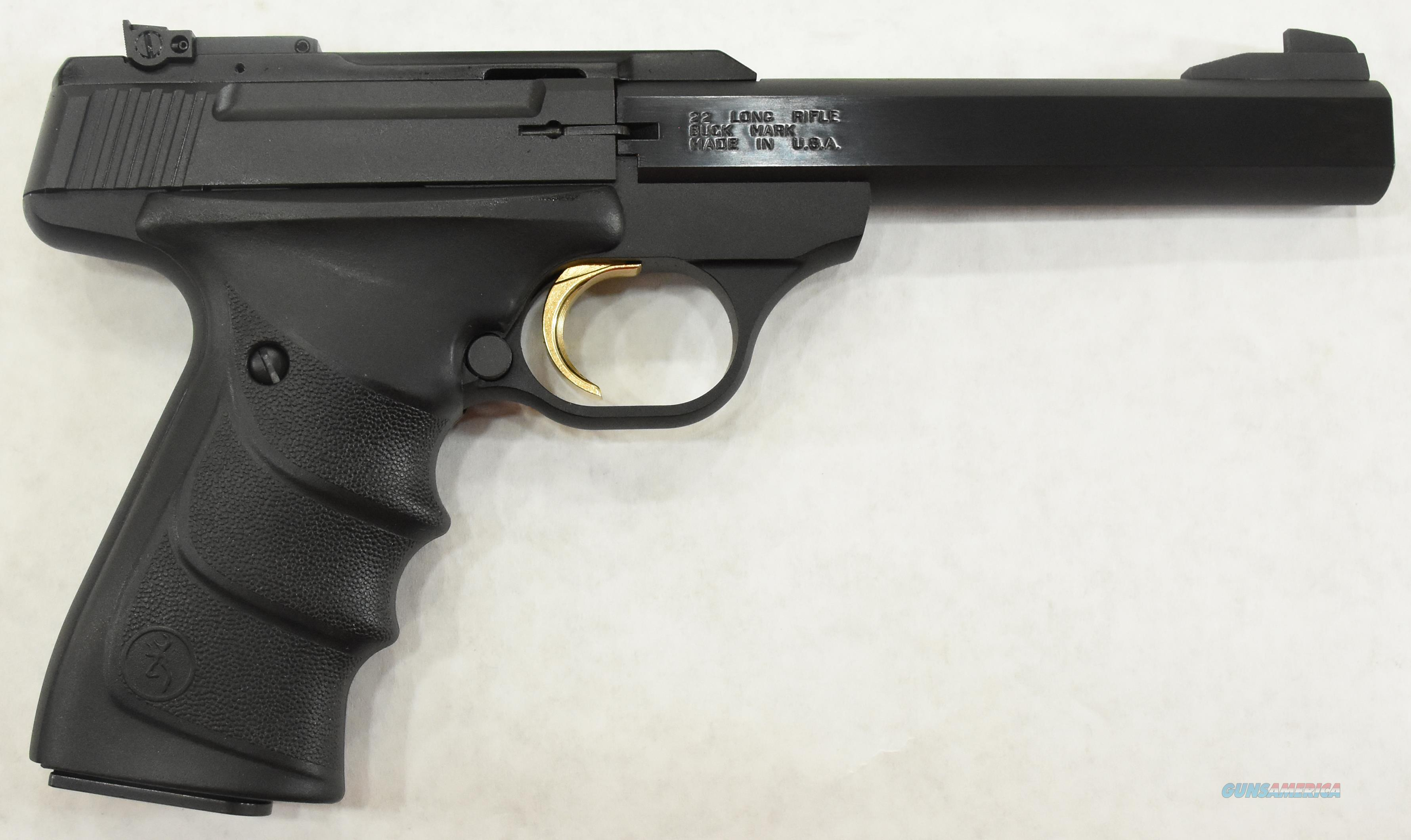 Buck Mark Standard URX Adj 22LR 5.5In 051497490  Guns > Pistols > Browning Pistols > Buckmark