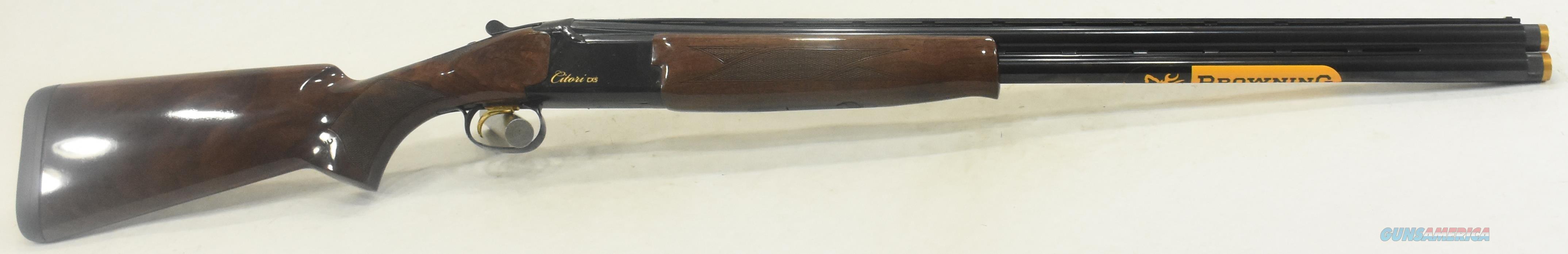 Citori CXS 12Ga 28-3In 018073304  Guns > Shotguns > Browning Shotguns > Over Unders > Citori > Hunting