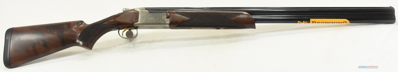 Citori 725 Field Walnut 12Ga 28-3In 0135303004  Guns > Shotguns > Browning Shotguns > Over Unders > Citori > Hunting