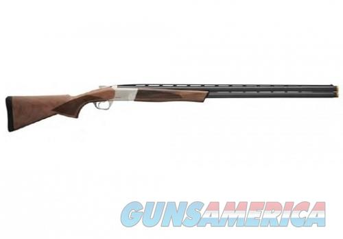 Cynergy CX Walnut 12Ga 32-3In 018709302  Guns > Shotguns > Browning Shotguns > Over Unders > Cynergy > Hunting