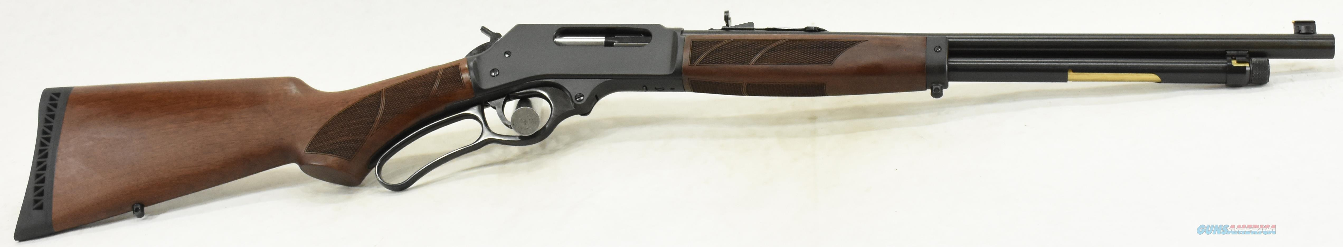 Lever Action 410Ga Fixed Cylinder 20In  H018-410R  Guns > Rifles > Henry Rifles - Replica