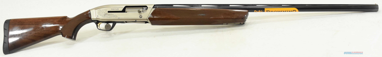 Maxus Hunter 12Ga 30-3.5In 011608203  Guns > Shotguns > Browning Shotguns > Autoloaders > Hunting
