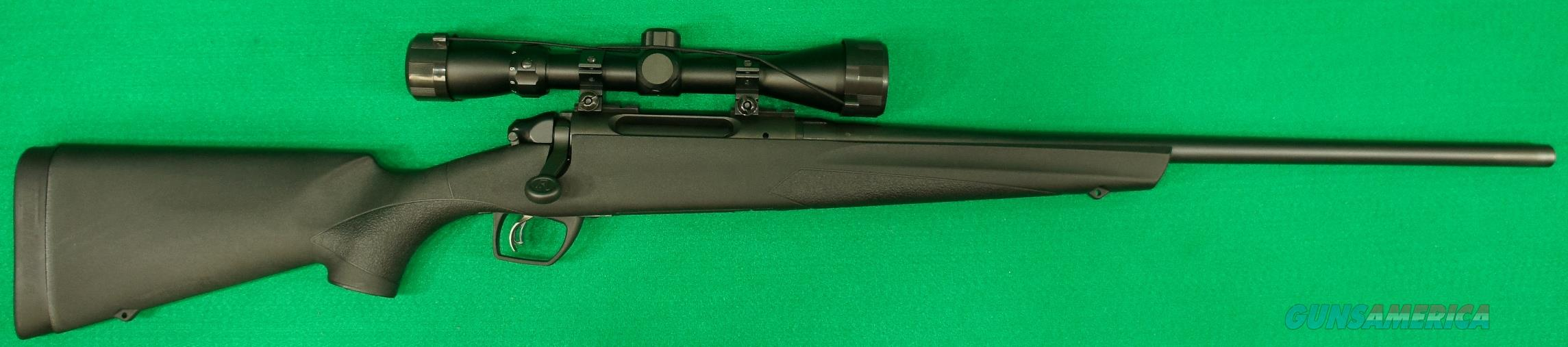 783 Combo 243Win 22In 85842  Guns > Rifles > Remington Rifles - Modern > Bolt Action Non-Model 700
