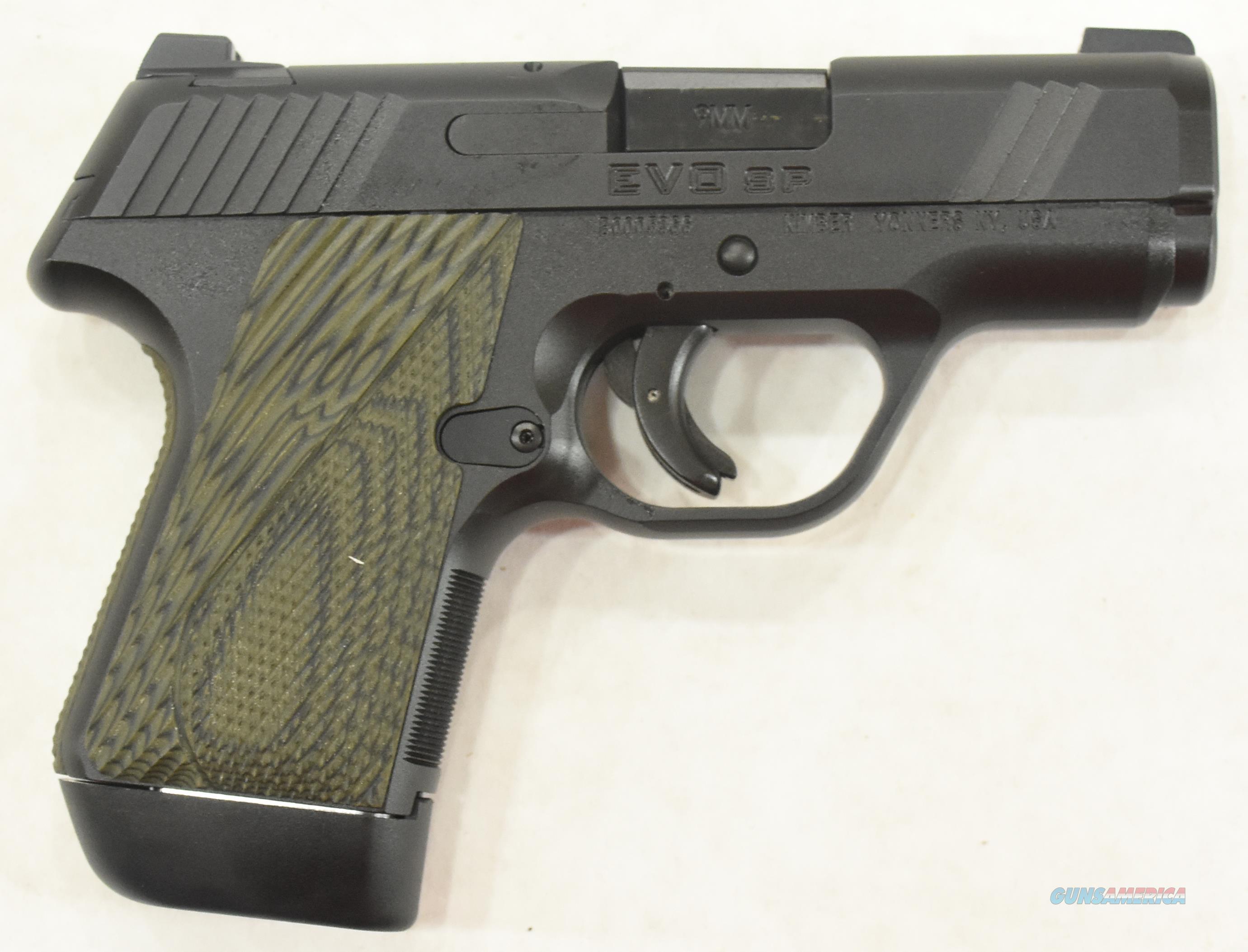 EVO SP TLE Nights 9mm 3.16In  3000012  Guns