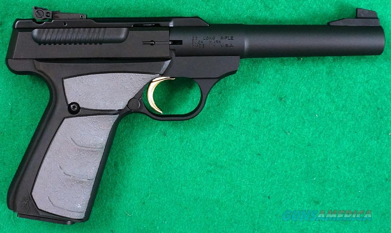 Buck Mark Camper UFX 22LR 5.5In 051482490  Guns > Pistols > Browning Pistols > Buckmark