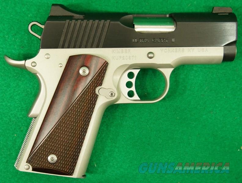 Ultra Carry II Two-Tone 9mm 3In  3000332  Guns