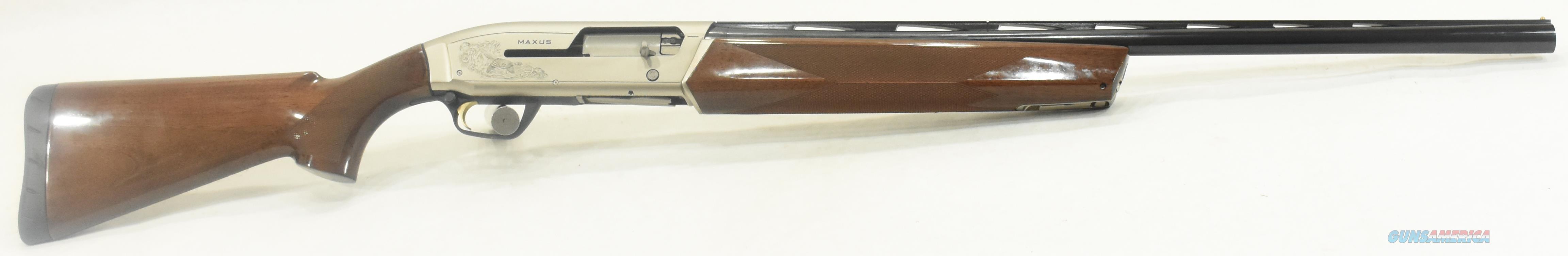 Maxus Hunter 12Ga 26-3In 011608305  Guns > Shotguns > Browning Shotguns > Autoloaders > Hunting