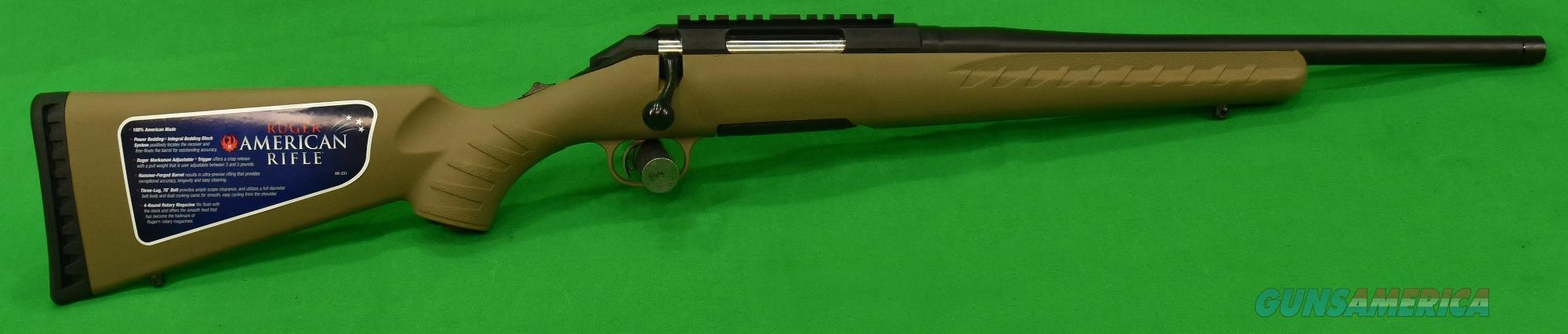 American Rifle Ranch 5.56mm 16.12In 6965  Guns > Rifles > Ruger Rifles > American Rifle