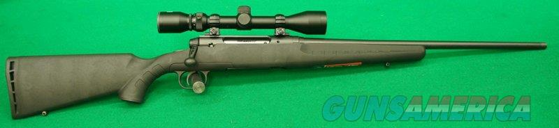 Axis XP Black Syn 22-250Rem 22In  19229  Guns > Rifles > Savage Rifles > Standard Bolt Action > Sporting