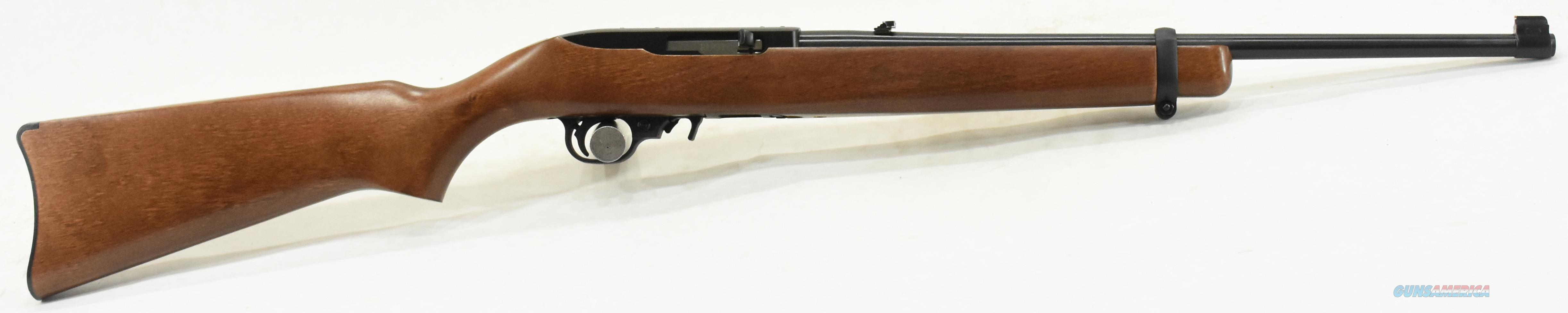 10/22 Carbine Wood 22LR 18.5In  1103  Guns > Rifles > Ruger Rifles > 10-22