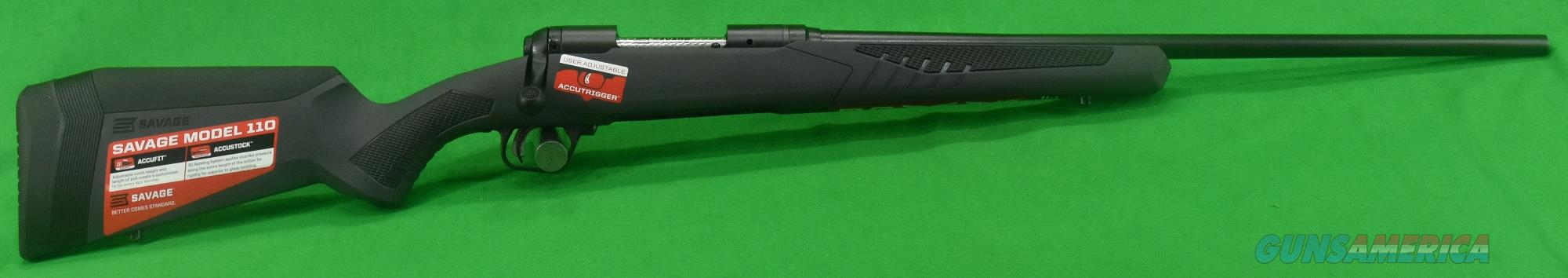 110 Hunter Gray Syn 243Win 22In  57063  Guns > Rifles > Savage Rifles > 10/110