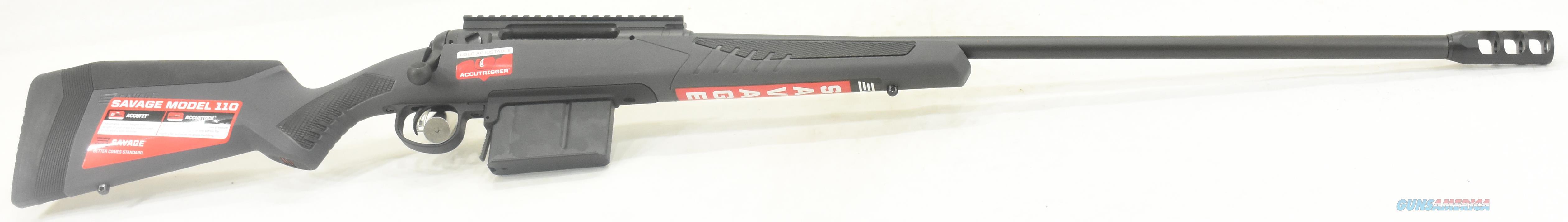 110 Long Range Hunter 338Lapua 26In  57037  Guns > Rifles > Savage Rifles > 10/110