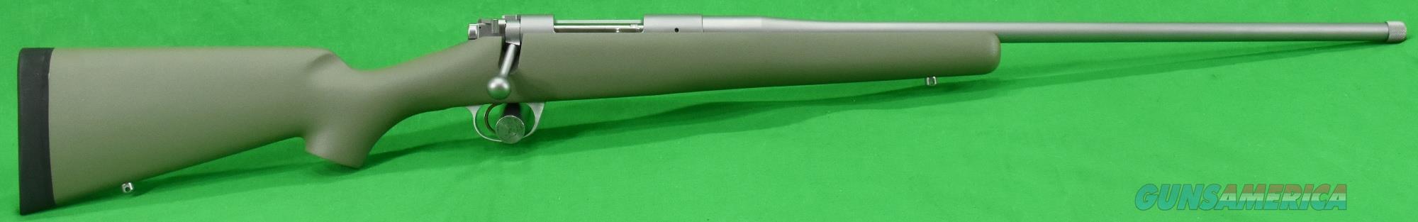 84M Montana Green 6.5CM 22In TB  3000799  Guns > Rifles > Kimber of America Rifles