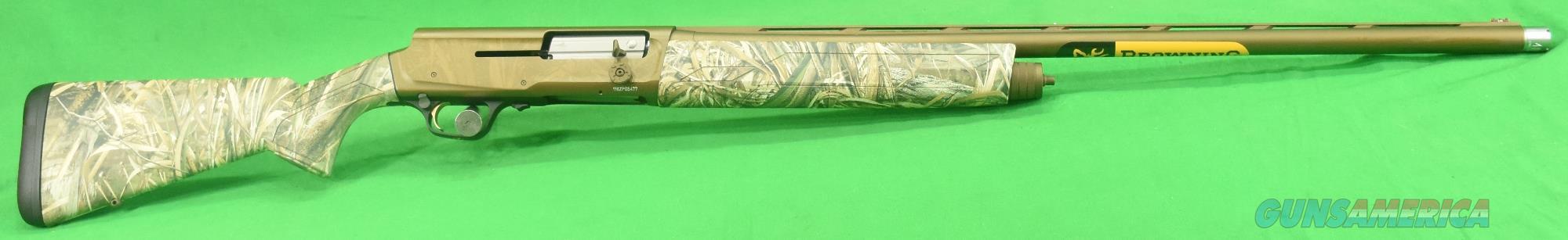 0118422004 Browning A5 Wicked Wing Max 5 Camo 12 Ga 28-3.5In  Guns > Shotguns > Browning Shotguns > Autoloaders > Hunting