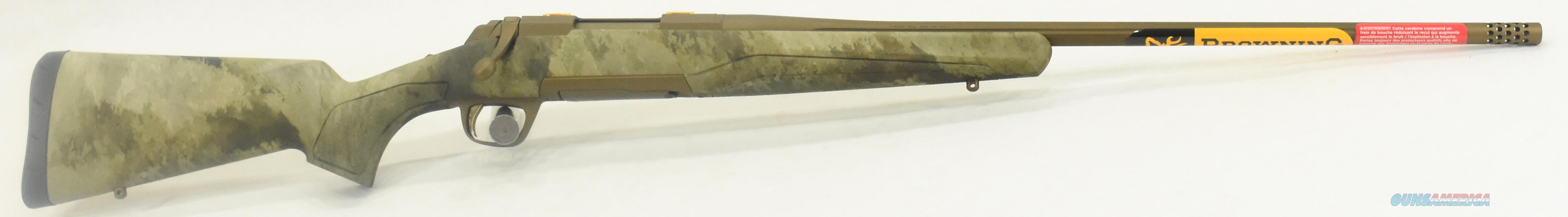 035498218 Browning Xbolt Hells Canyon Speed 308 Win 22In  Guns > Rifles > Browning Rifles > Bolt Action > Hunting > Blue