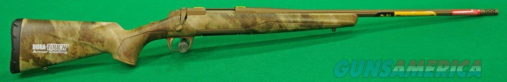 035379248 Browning Xbolt Hells Canyon Speed 270 WSM 23In  Guns > Rifles > Browning Rifles > Bolt Action > Hunting > Blue