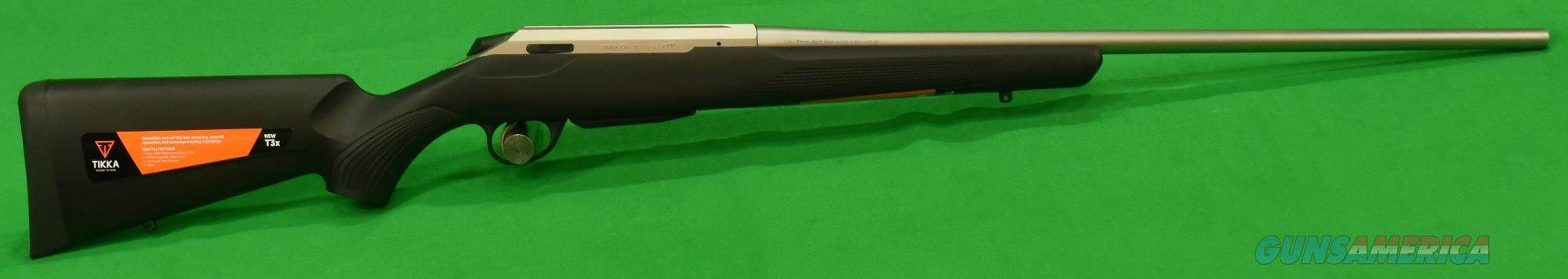 T3x Lite SS LH 7mmRem 24.3In JRTXB470  Guns > Rifles > Tikka Rifles > T3