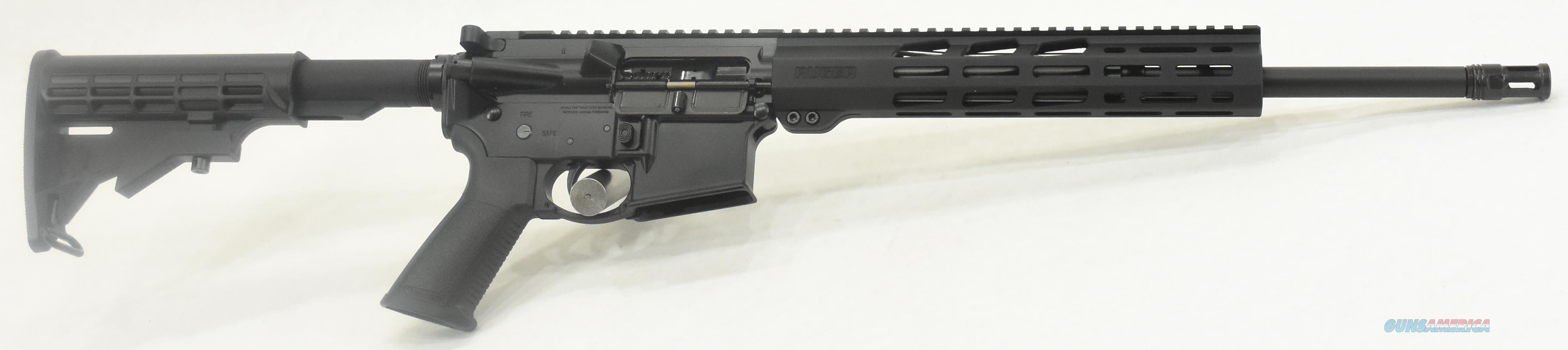 AR-556 Black MLOK 5.56mm 16.1In  8529  Guns > Pistols > S Misc Pistols