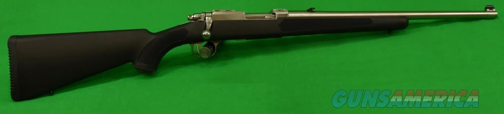 77/357 Black SS 357Mag 18.5In  7405  Guns > Rifles > Ruger Rifles > Model 77