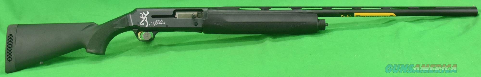 Silver Field Composite 12Ga 28-3.5In 011417204  Guns > Rifles > Browning Rifles > Semi Auto > Hunting