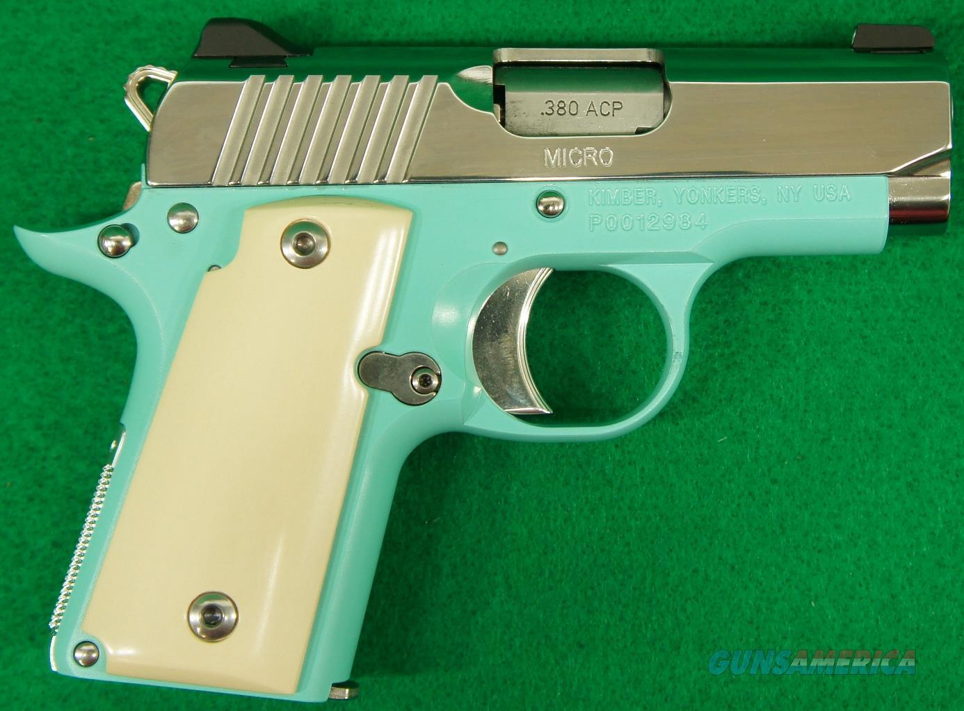 Micro Bel Air 380ACP 2.75In  3000091  Guns