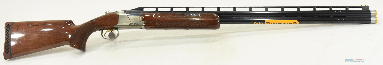 Citori 725 Pro Trap Adj 12Ga 32-2.75In 0180033009  Guns > Shotguns > Browning Shotguns > Over Unders > Citori > Trap/Skeet