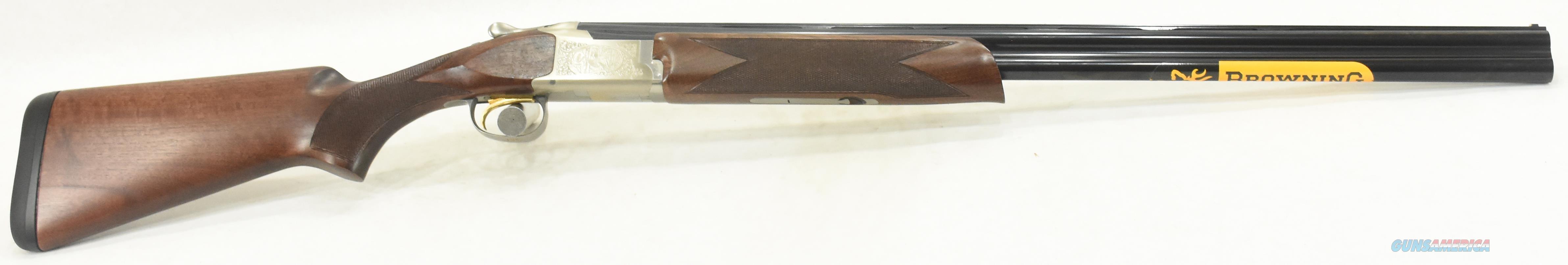 Citori 725 Feather Walnut 20Ga 28-3In 0135666004  Guns > Shotguns > Browning Shotguns > Over Unders > Citori > Hunting