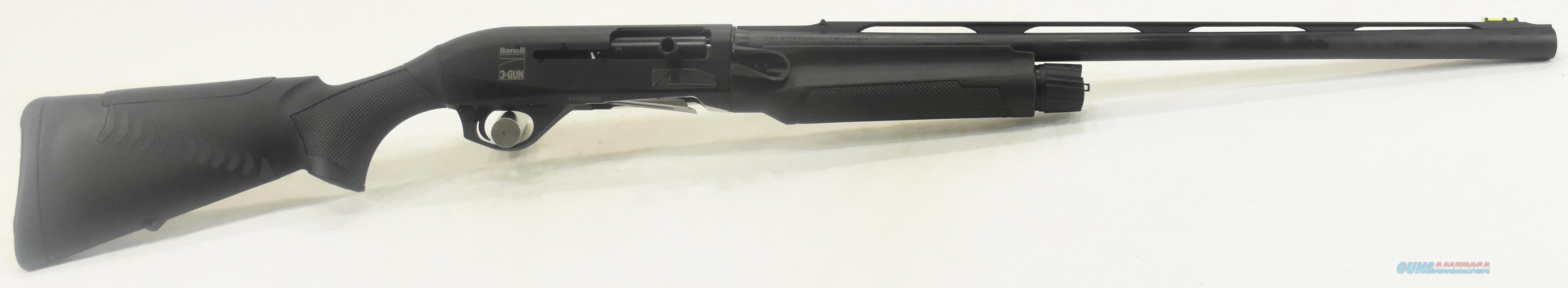 11022 Benelli M2 Performance Shop 3 Gun 12 Ga 24In  Guns > Shotguns > Benelli Shotguns > Sporting