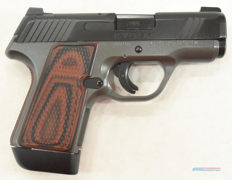 EVO SP CDP Nights 9mm 3.16In  3000011  Guns