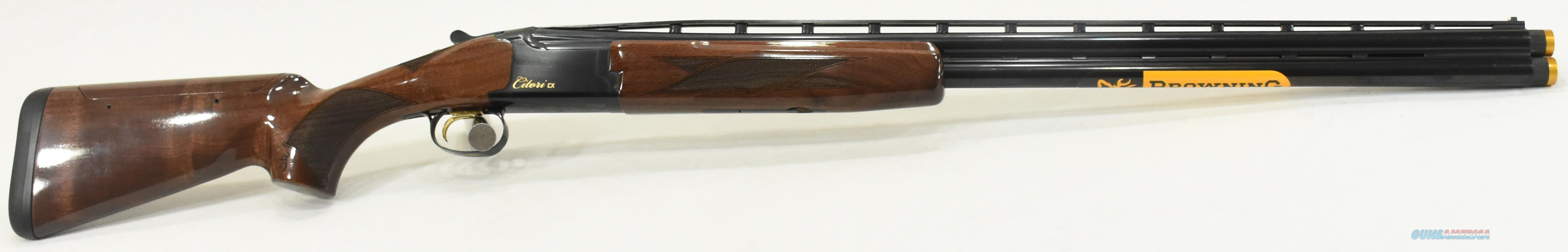 Citori CX Adj 12Ga 30-3In  018111303  Guns > Shotguns > Browning Shotguns > Over Unders > Citori > Hunting