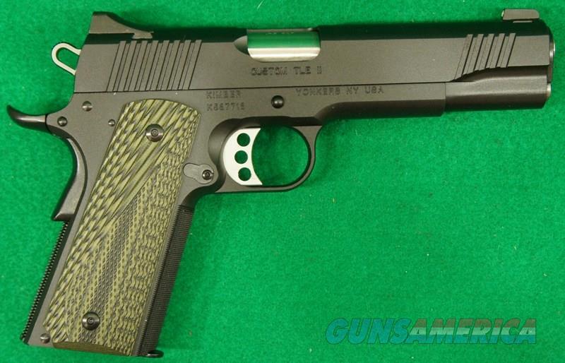 Custom TLE II 45ACP 5In  3000335  Guns