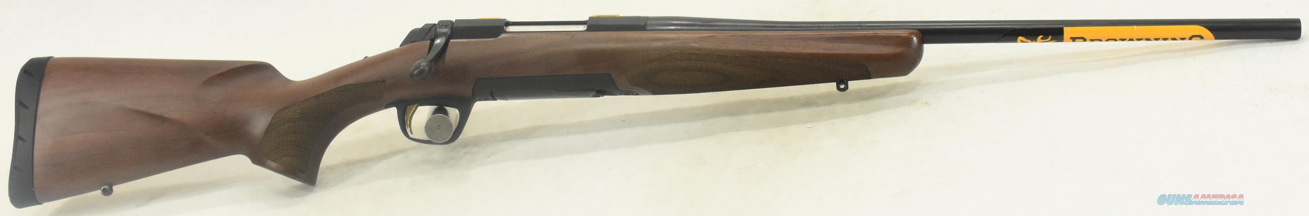 Xbolt Micro Midas 308Win 20In 035248218  Guns > Rifles > Browning Rifles > Bolt Action > Hunting > Blue