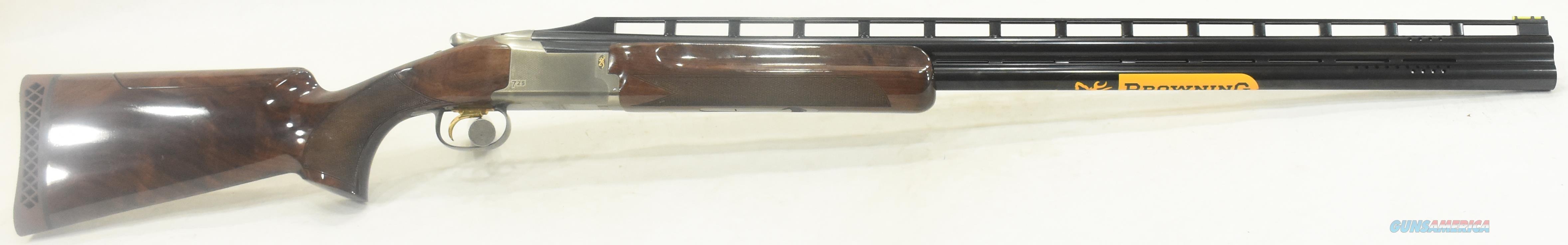 Citori 725 Trap Adj Comb 12Ga 32-2.75In 0135803009  Guns > Shotguns > Browning Shotguns > Over Unders > Citori > Trap/Skeet