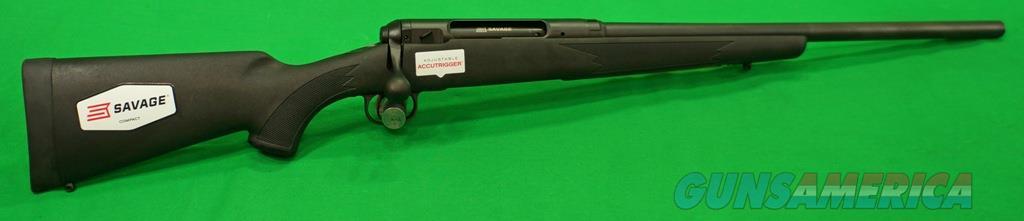 220 Slug Gun Compact Blk Syn 20Ga 22-3In 18996  Guns > Shotguns > Savage Shotguns