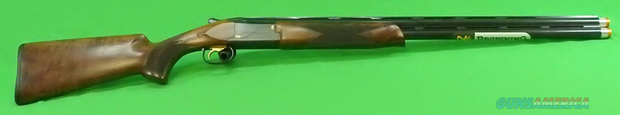 Citori B725 S3 Sptg 12Ga 28-3In 0181503004  Guns > Shotguns > Browning Shotguns > Over Unders > Citori > Trap/Skeet