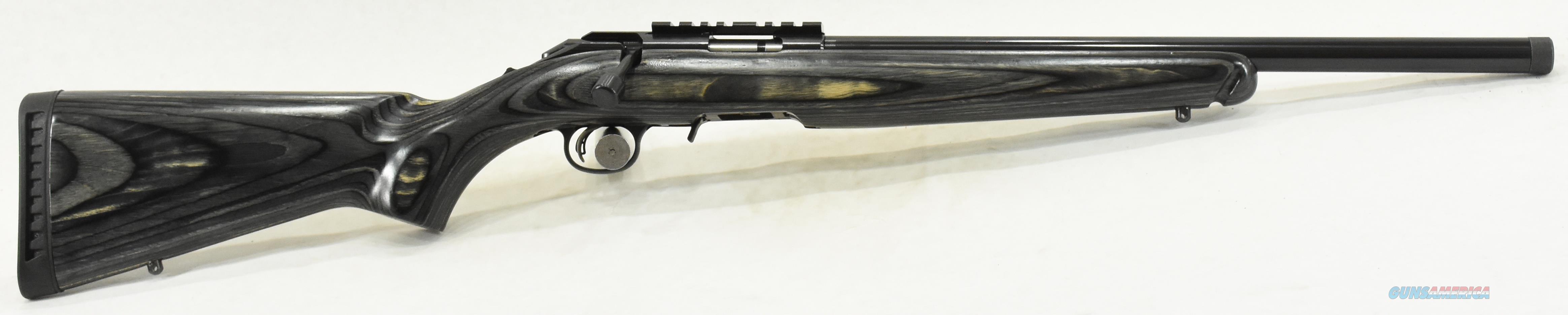American Target Blk Lam 17HMR 18In  8350  Guns > Rifles > Ruger Rifles > American Rifle
