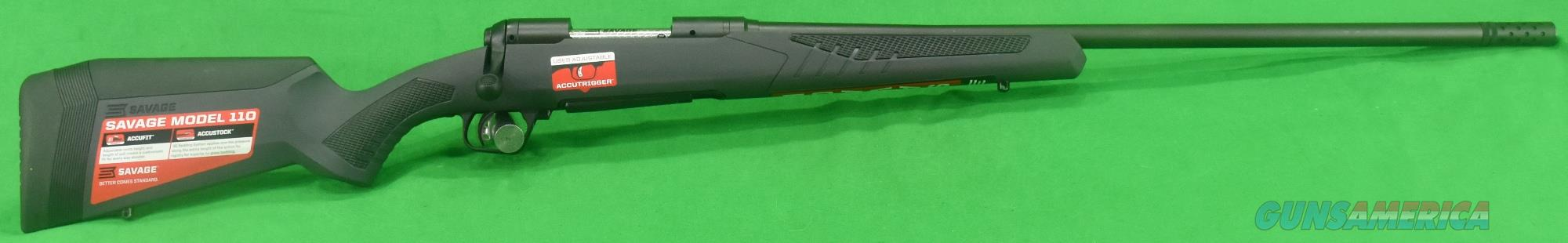 110 Long Range Hunter 308Win 26In  57023  Guns > Rifles > Savage Rifles > 10/110