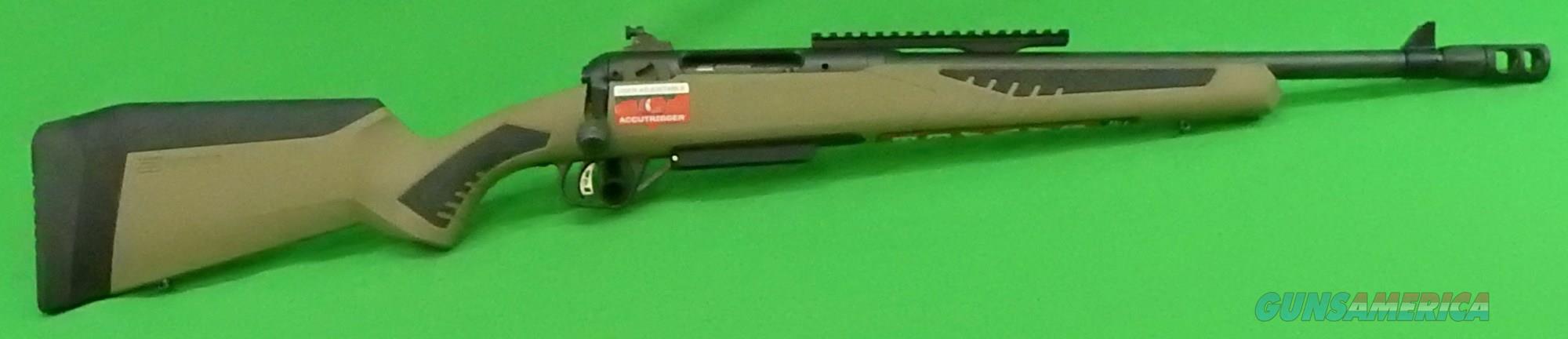 110 Scout FDE 308Win 18In  57026  Guns > Rifles > Savage Rifles > 10/110