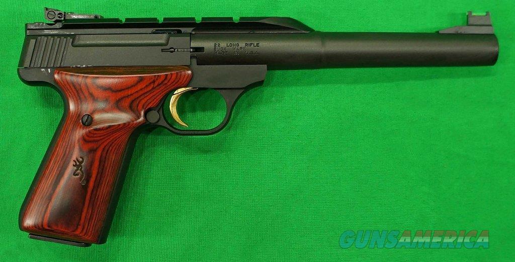 Buck Mark Hunter 22LR 7.25In  Guns > Pistols > Browning Pistols > Buckmark