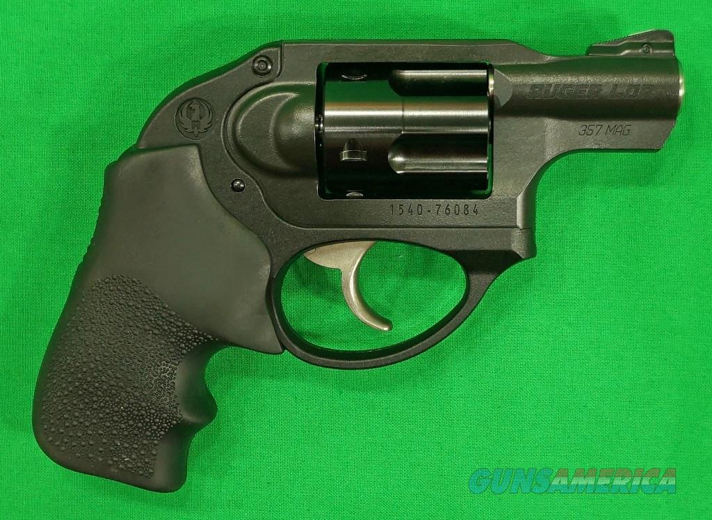 LCR Black 357Mag 1.87In   5450  Guns > Pistols > S Misc Pistols