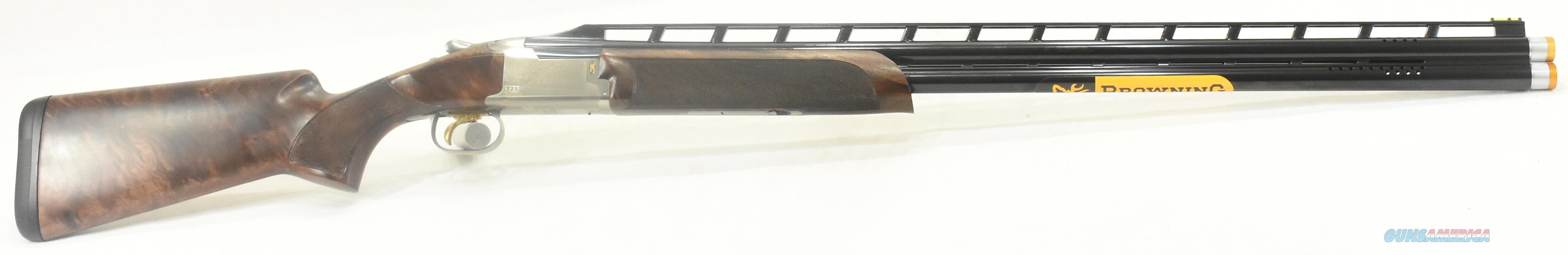 Citori 725 HR Sptg 12Ga 32-3In  0180553009  Guns > Shotguns > Browning Shotguns > Over Unders > Citori > Trap/Skeet