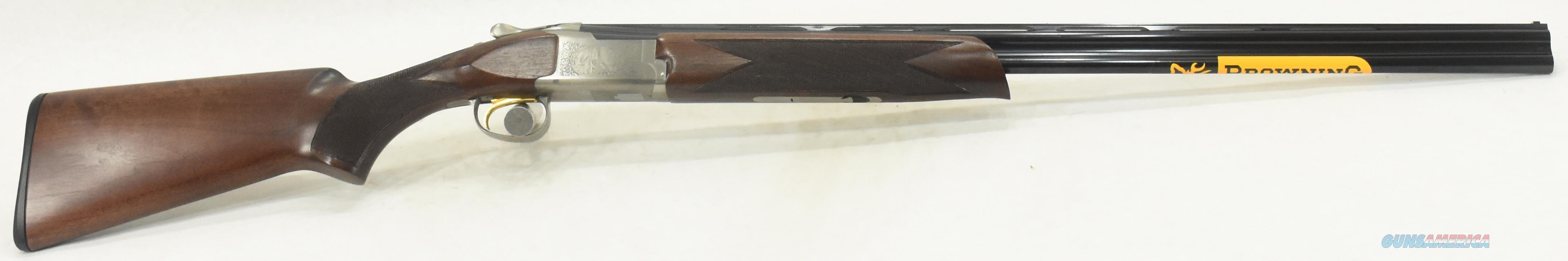 Citori 725 Field Walnut 410Ga 28-3In  013530913  Guns > Shotguns > Browning Shotguns > Over Unders > Citori > Hunting