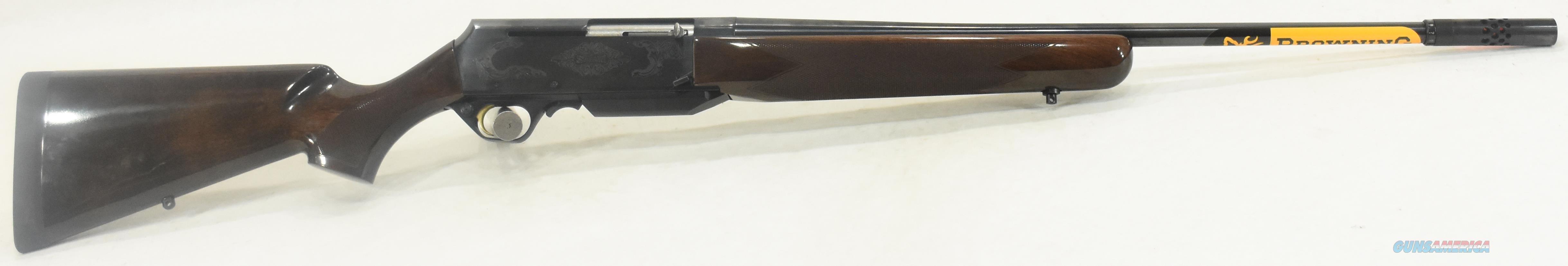 BAR Mark II Safari Walnut BOSS 300Win  031001329  Guns > Rifles > Browning Rifles > Semi Auto > Hunting