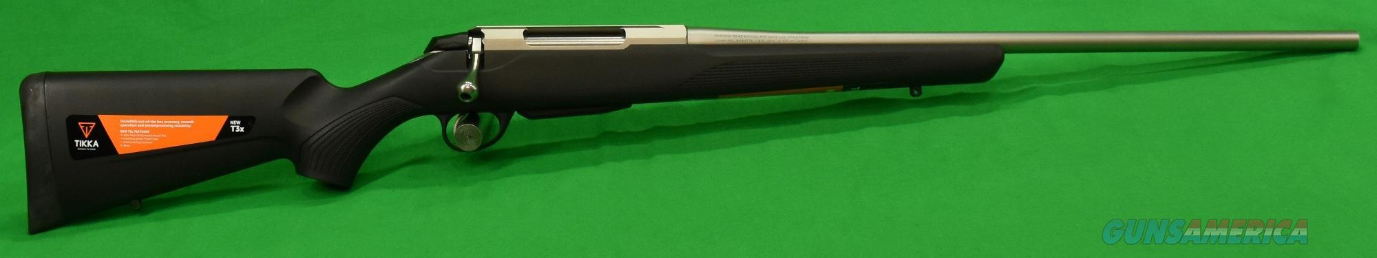 T3x Lite SS 7mm-08 22.4In JRTXB352  Guns > Rifles > Tikka Rifles > T3